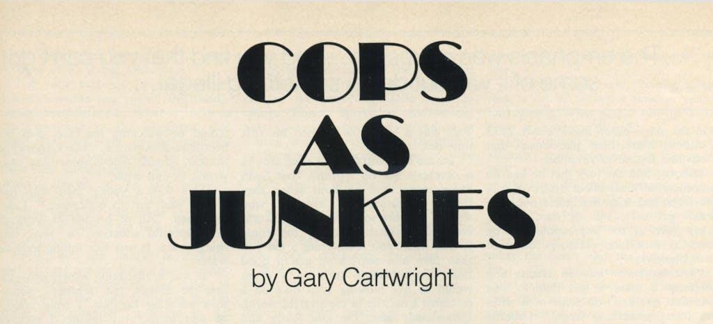 Cops as Junkies - 0001