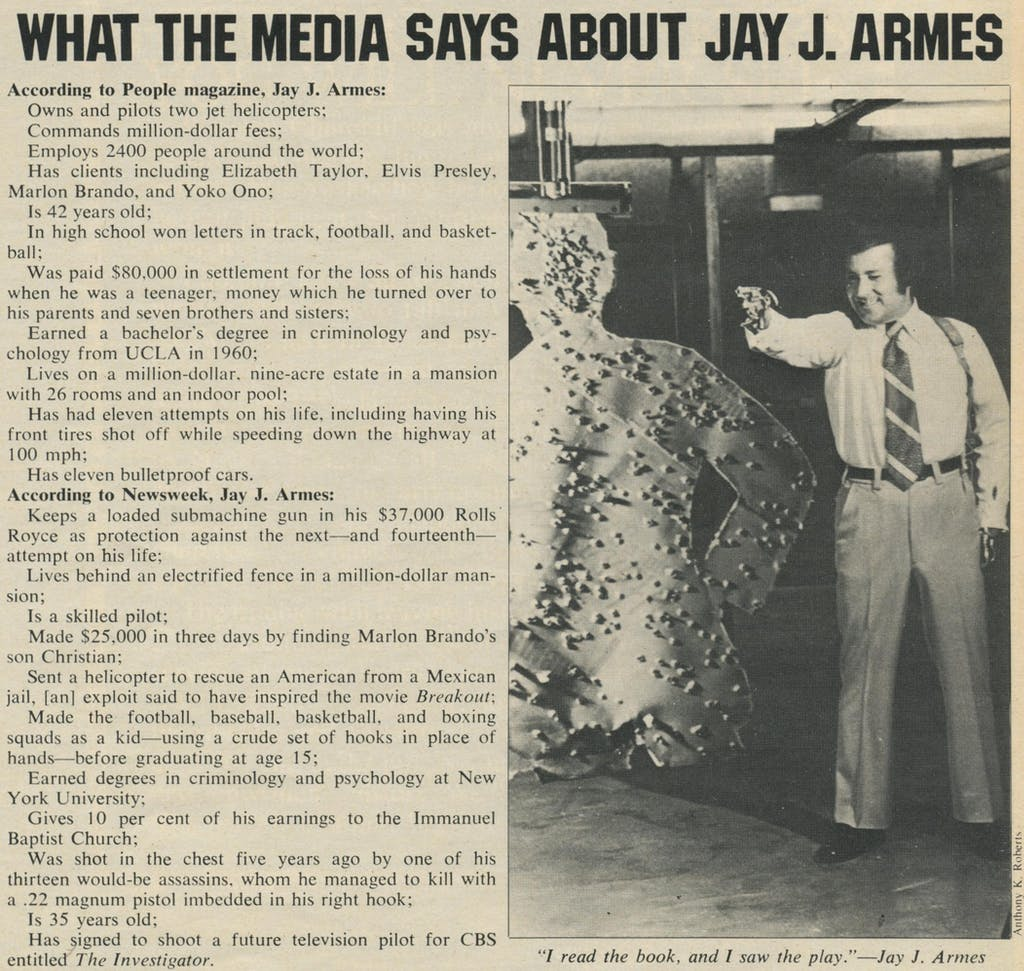 Jay J Armes - 0001