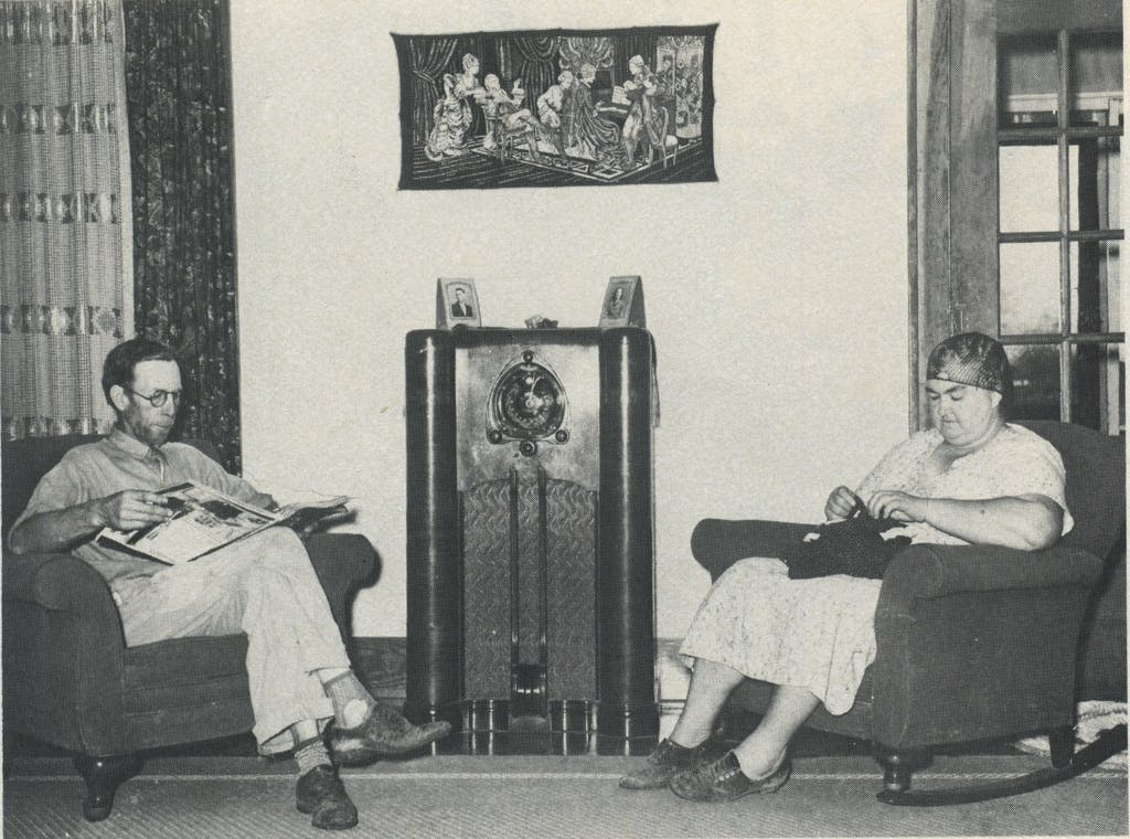 FSA clients at home, Hidalgo County, Texas, 1939