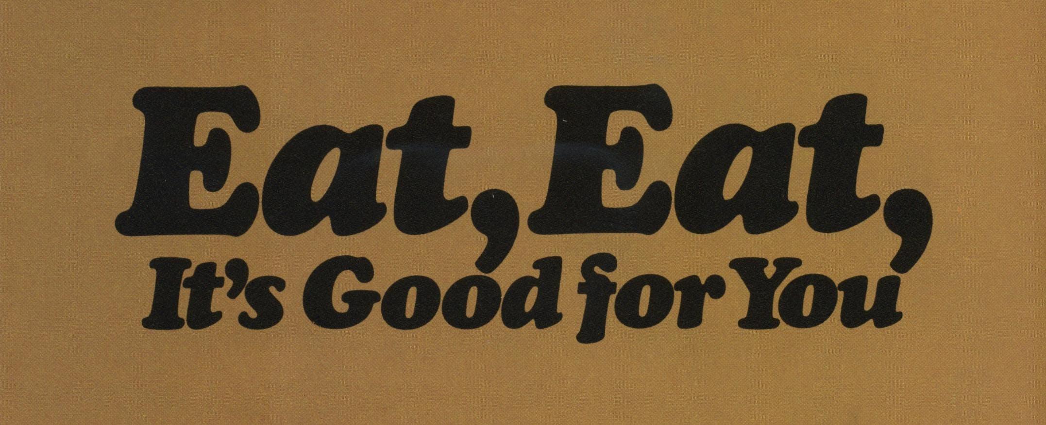 Eat Eat Title