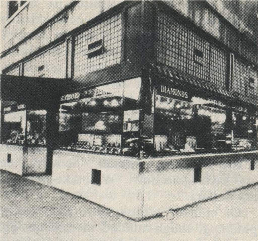 The flagship store: Wichita Falls, 1924.