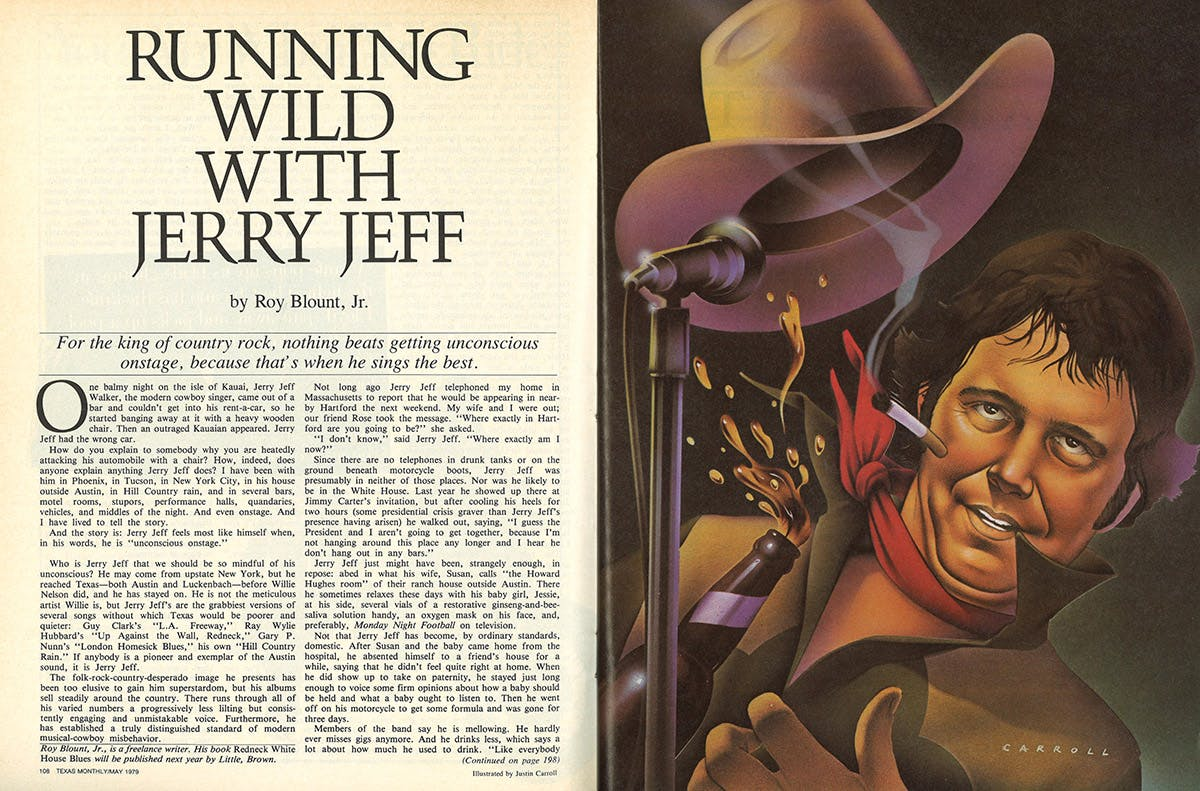 Running Wild with Jerry Jeff