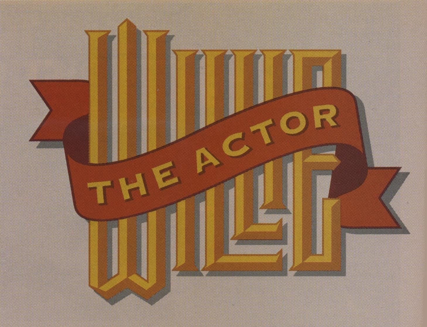 Willie the Actor - 0001