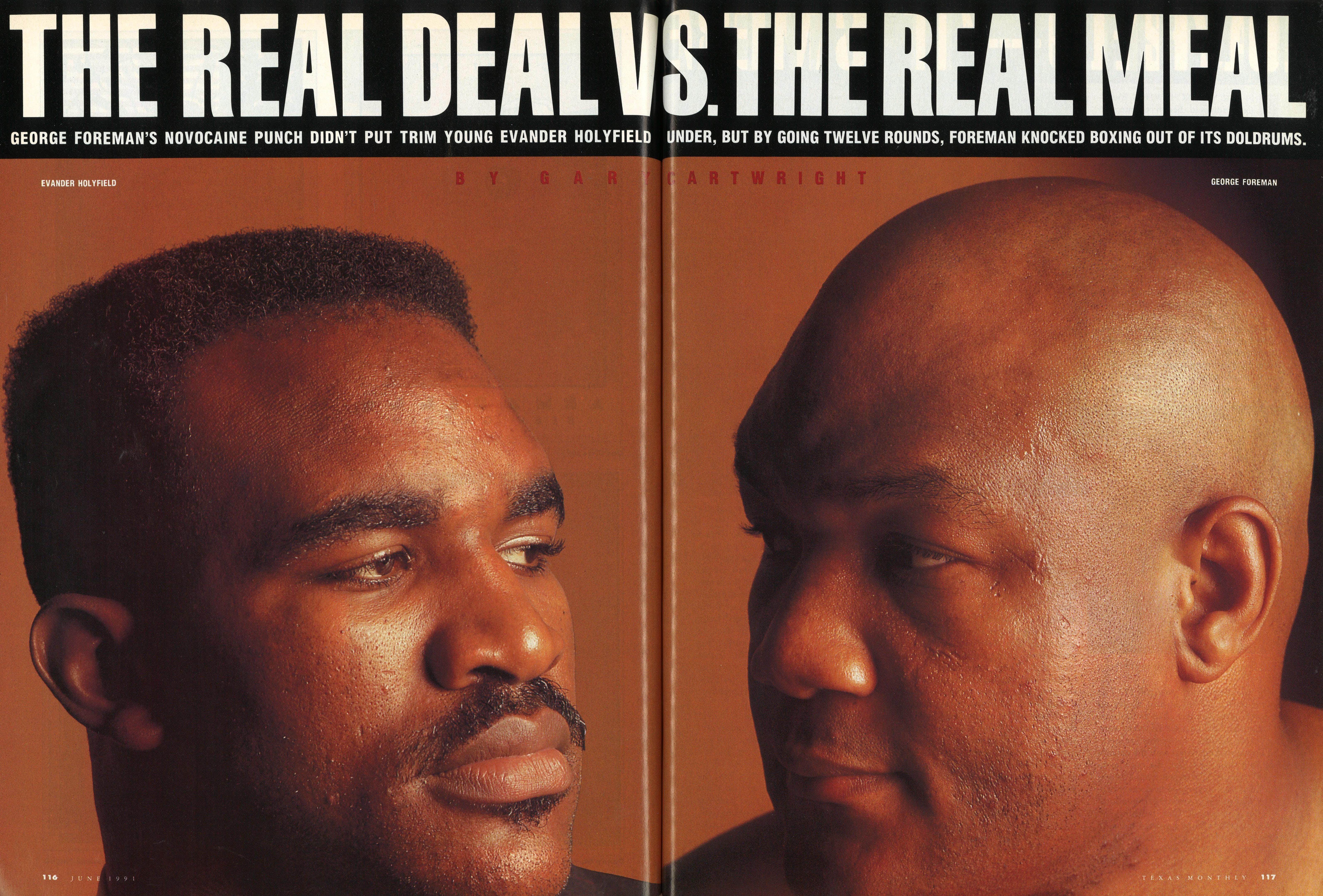 The Real Deal Vs The Real Meal Texas Monthly