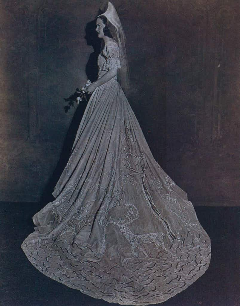 Lady Lillian Street, Duchess of Iceland, The Norse Legend, The Court of Legends, 1941