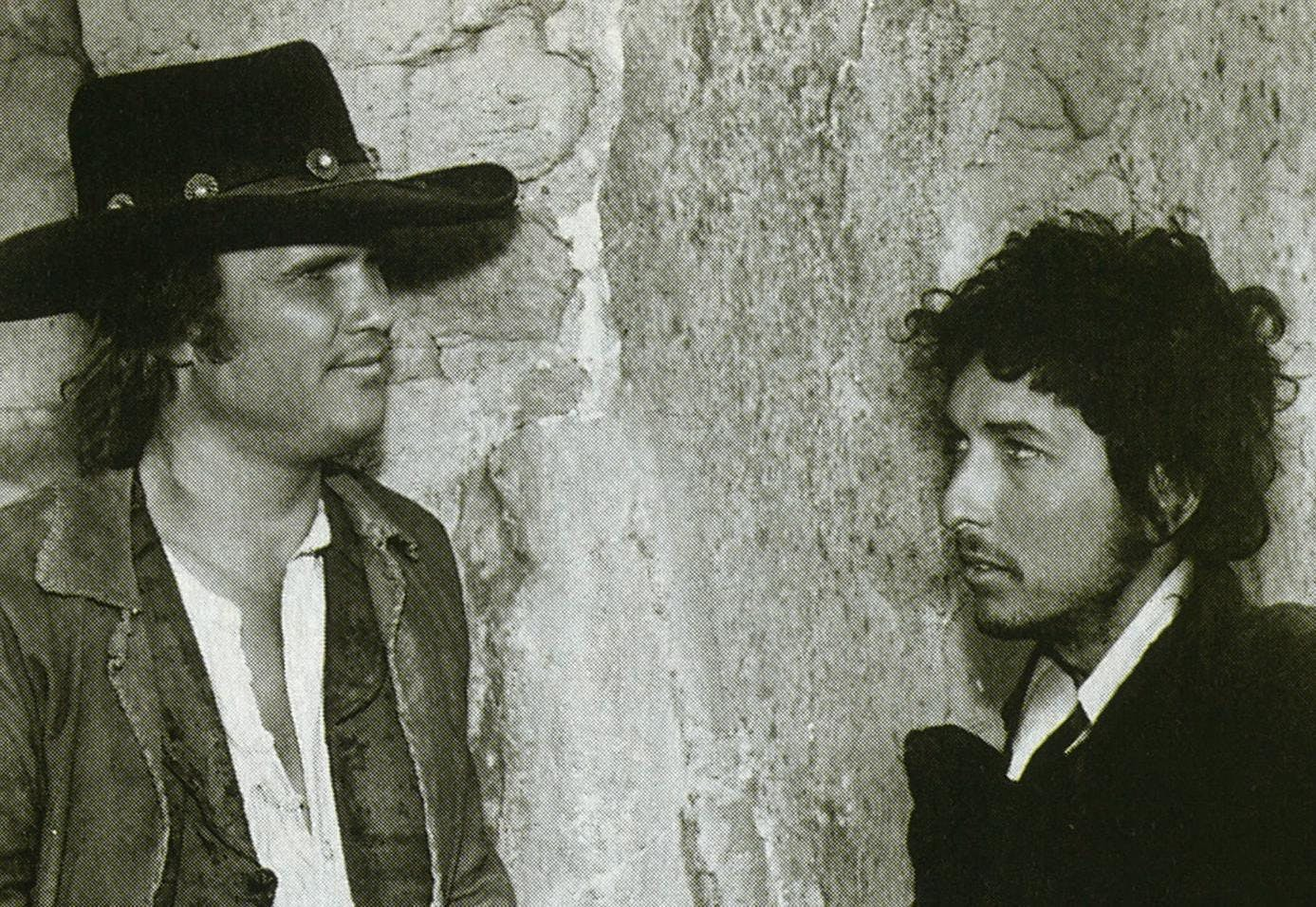 Kristofferson's first landmark role was in 1973's Pat Garrett and Billy the Kid, in which he appeared with Bob Dylan.