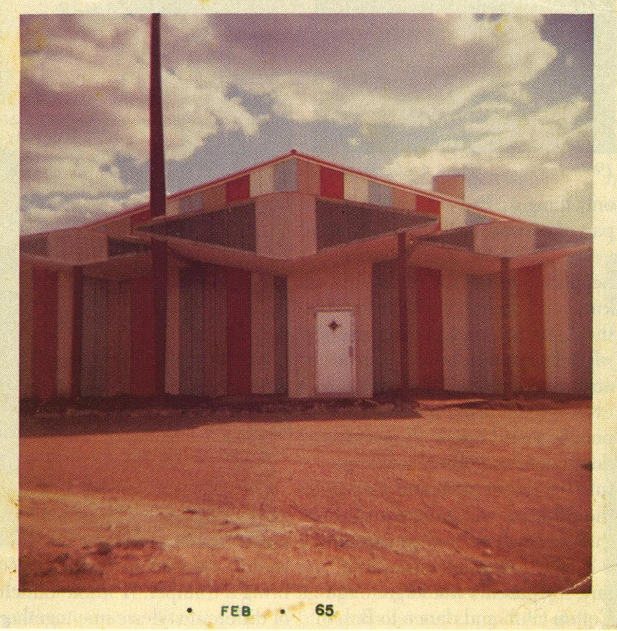 1965: The Hancocks' New Cotton Club, on the Slaton Highway just outside of Lubbock.