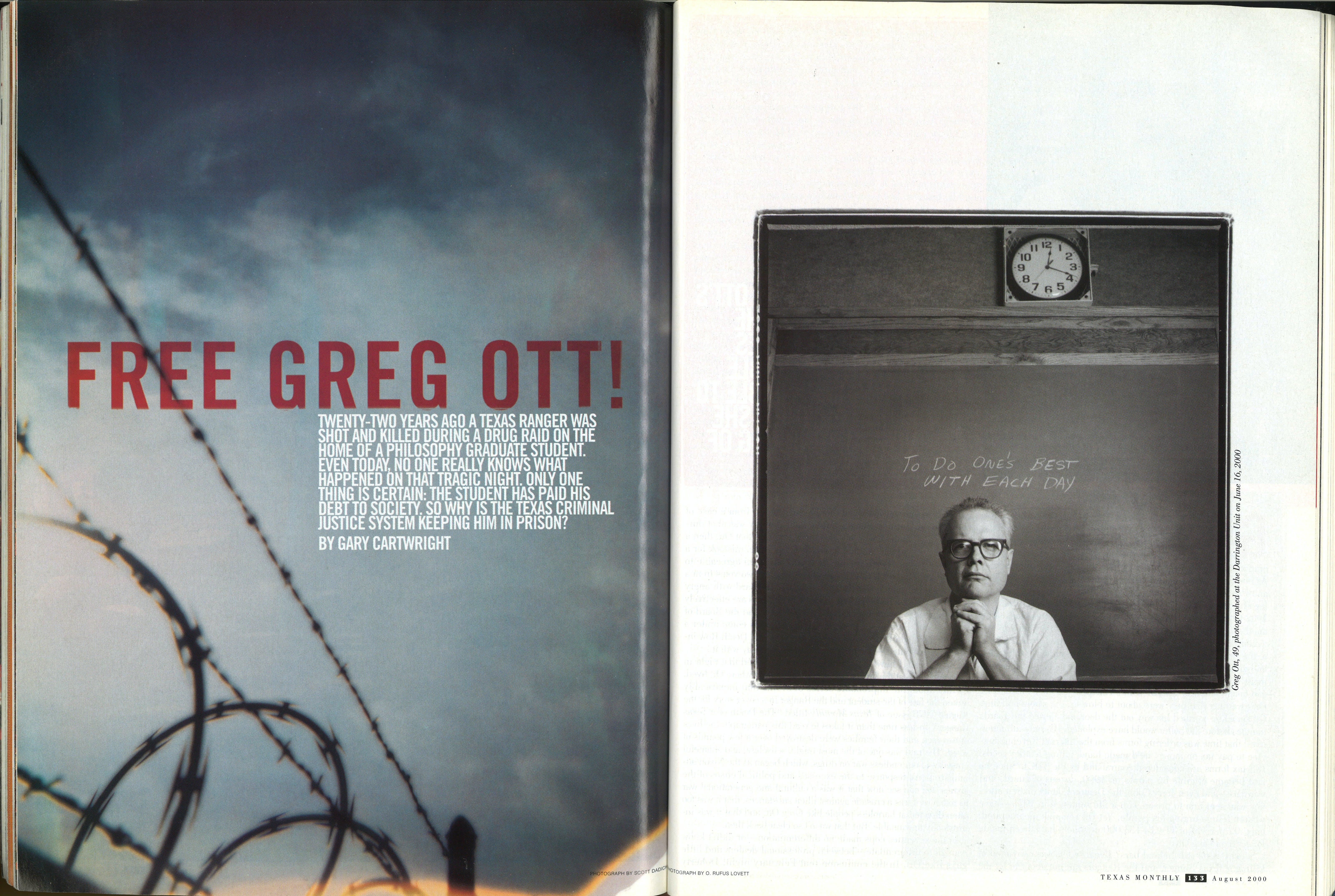Free Greg Ott! – Texas Monthly