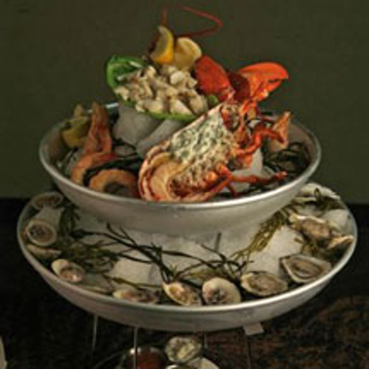 Grand Seafood Plateau Texas Monthly
