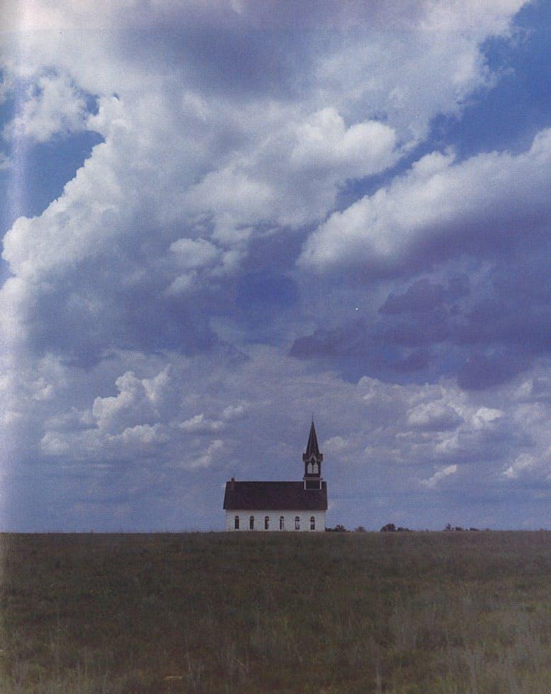 St. Olaf Kirke, near Cranfills Gap