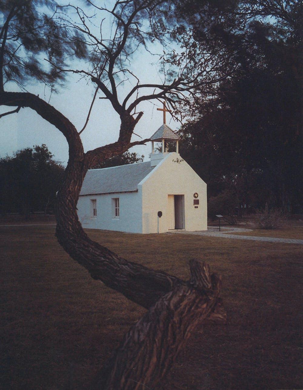 La Lomita Chapel, near Mission