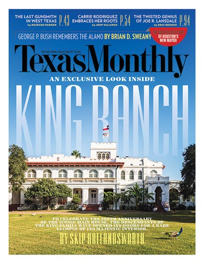 February 2016 Issue Cover