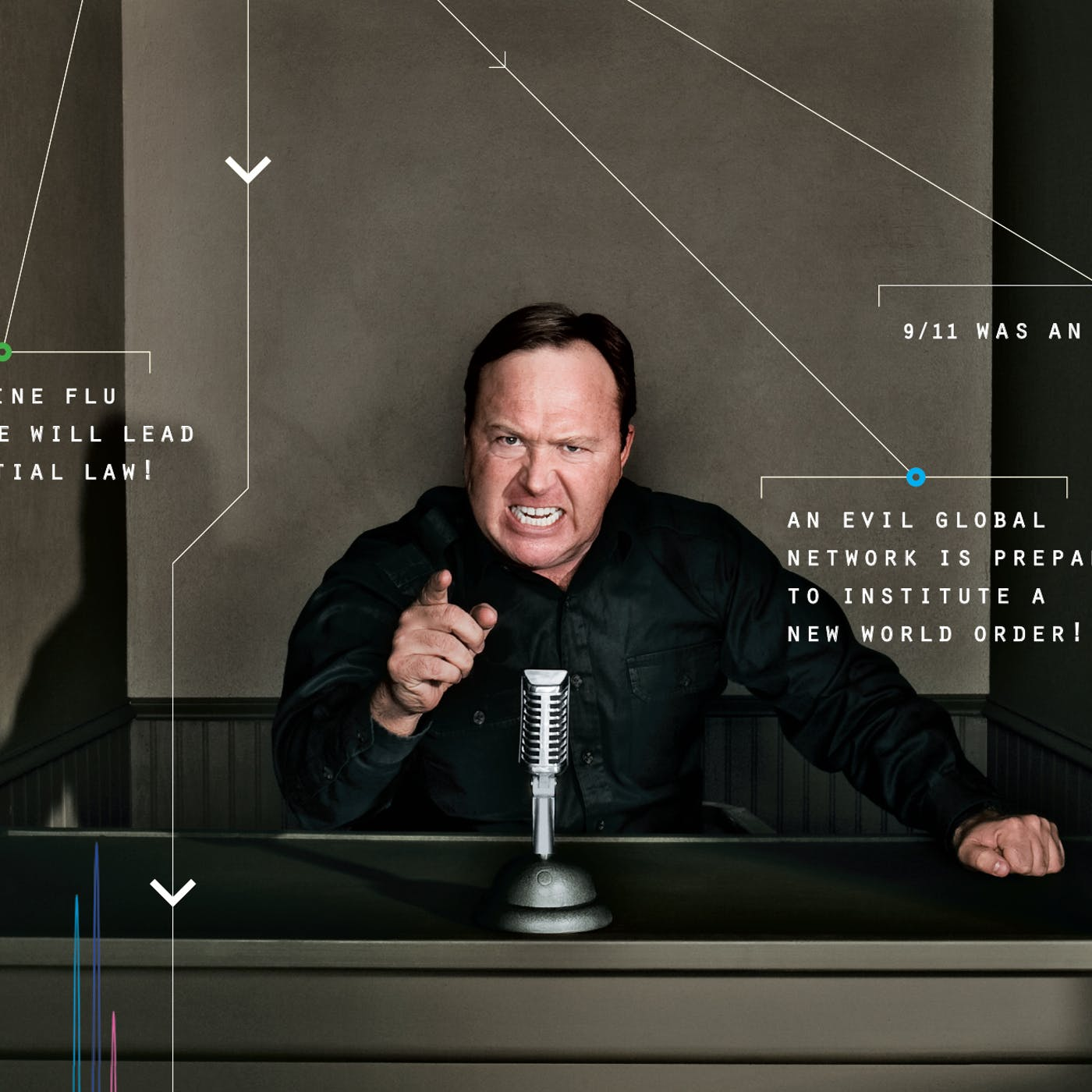 Alex Jones Is About To Explode Texas Monthly