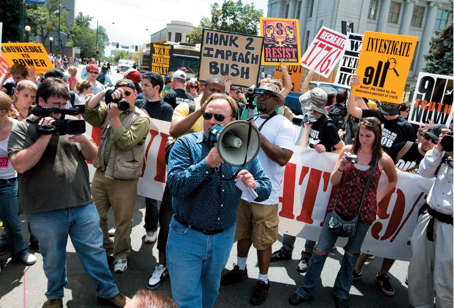 Jonesprotest