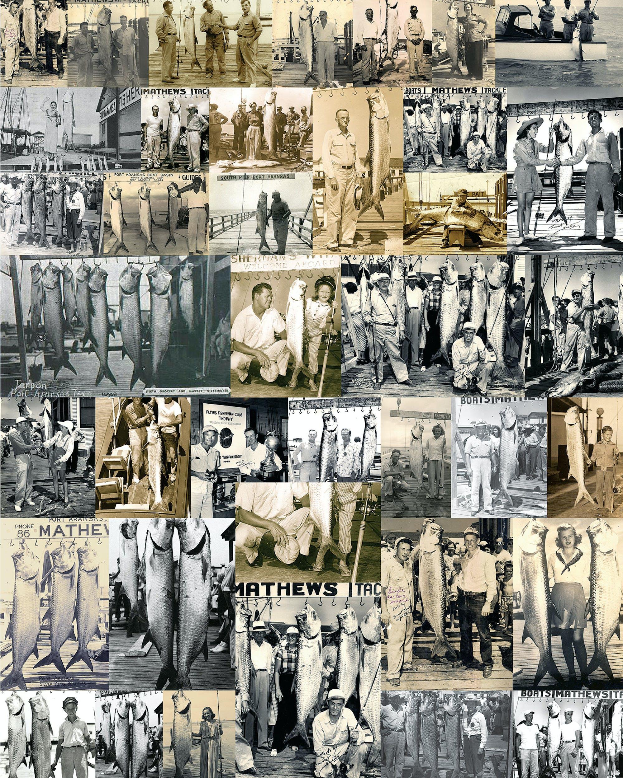 Port Aransas historical photos