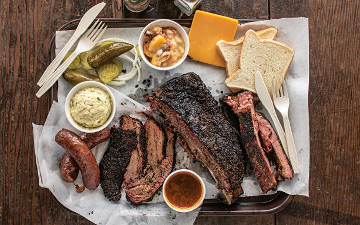 Louie Mueller Barbecue Texas Monthly