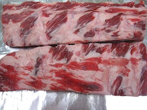 Back Ribs Creekstone