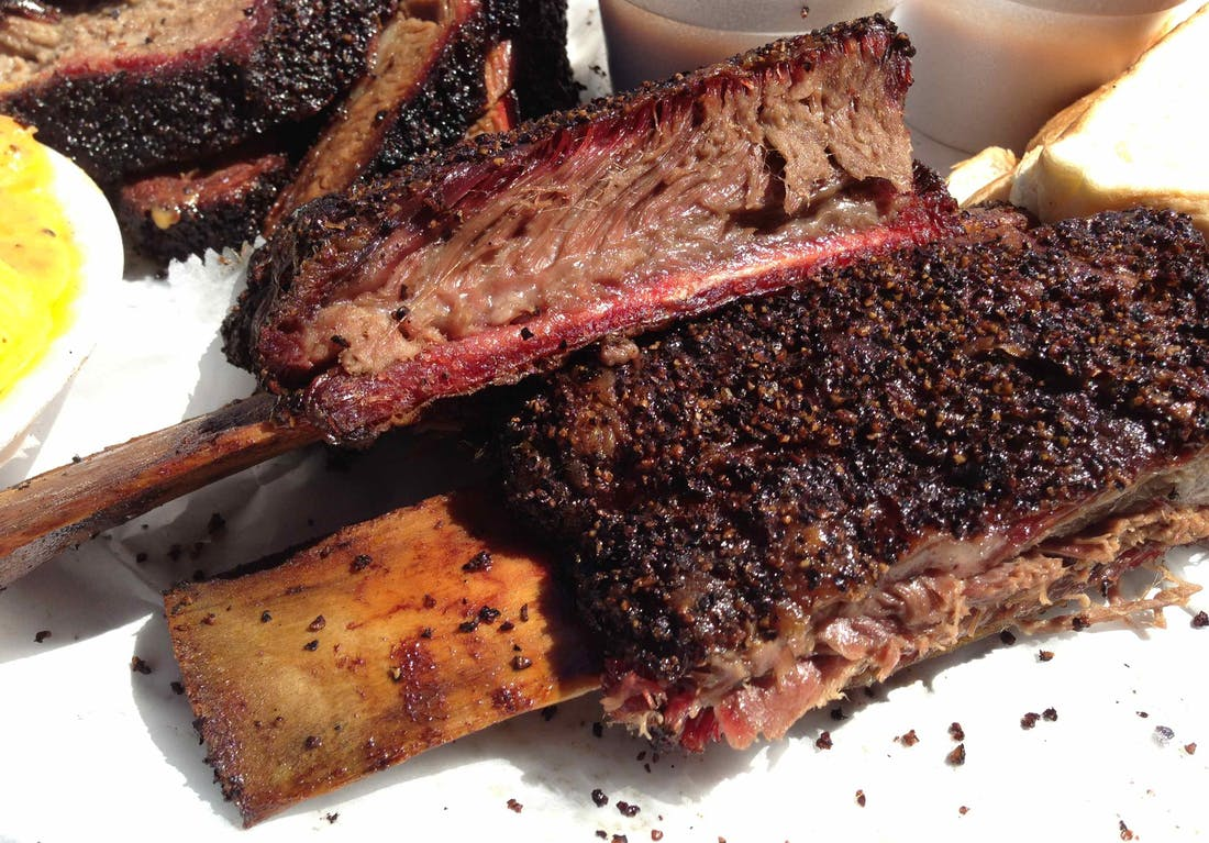 You May Love Beef Short Ribs But Pitmasters Don T Texas Monthly