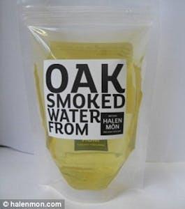 Smoked water