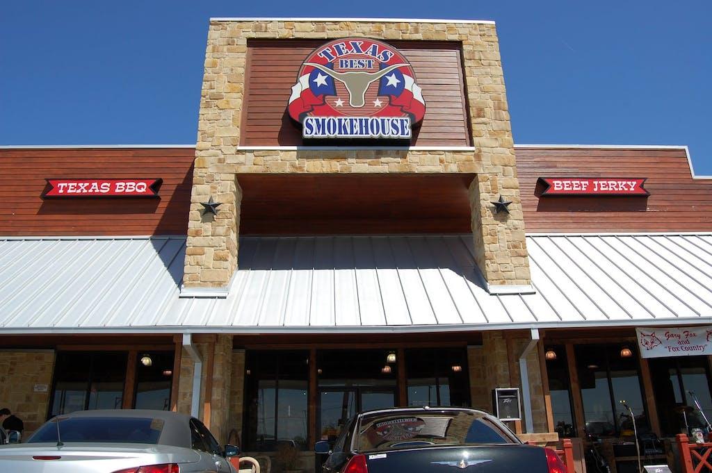 35 Texas Smokehouse