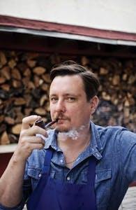 Smoke Book pipe