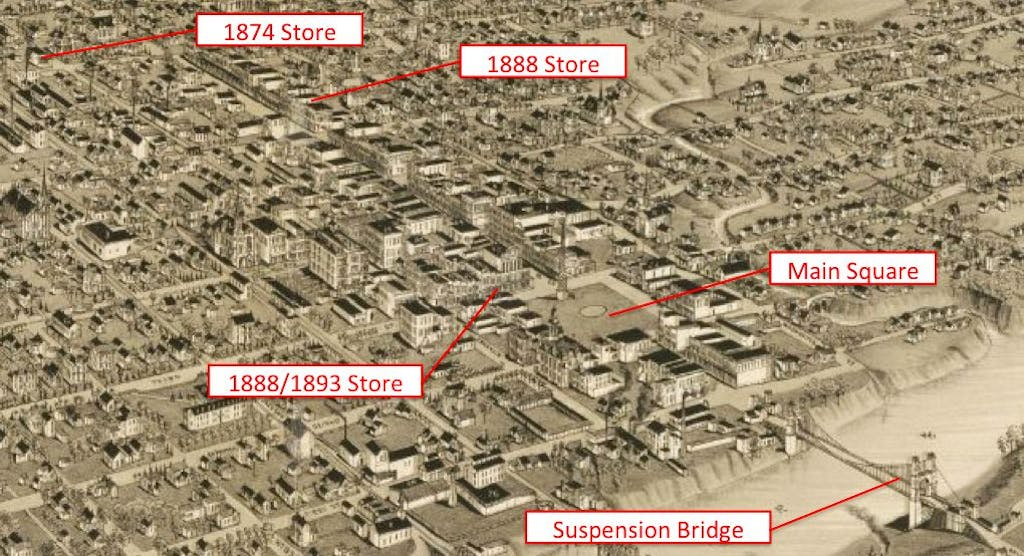 Waco Map Annotated
