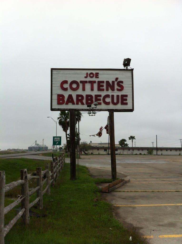 Joe Cotten's 01