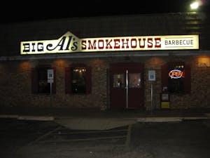 Big Al's old location