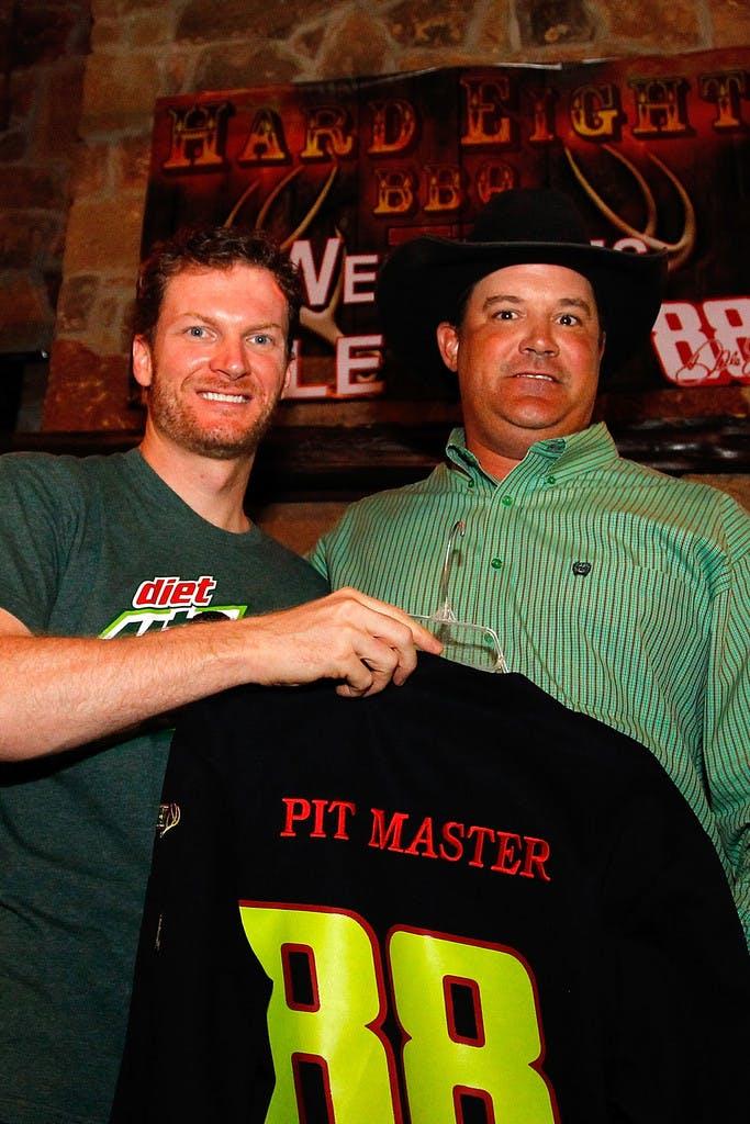 DEJ Pitmaster shirt