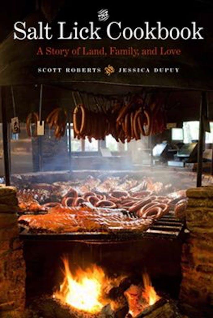 Salt Lick Cookbook cover