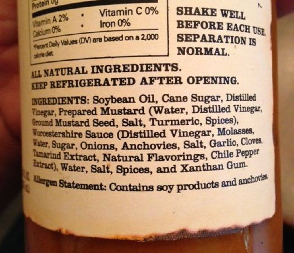 Salt Lick bottle