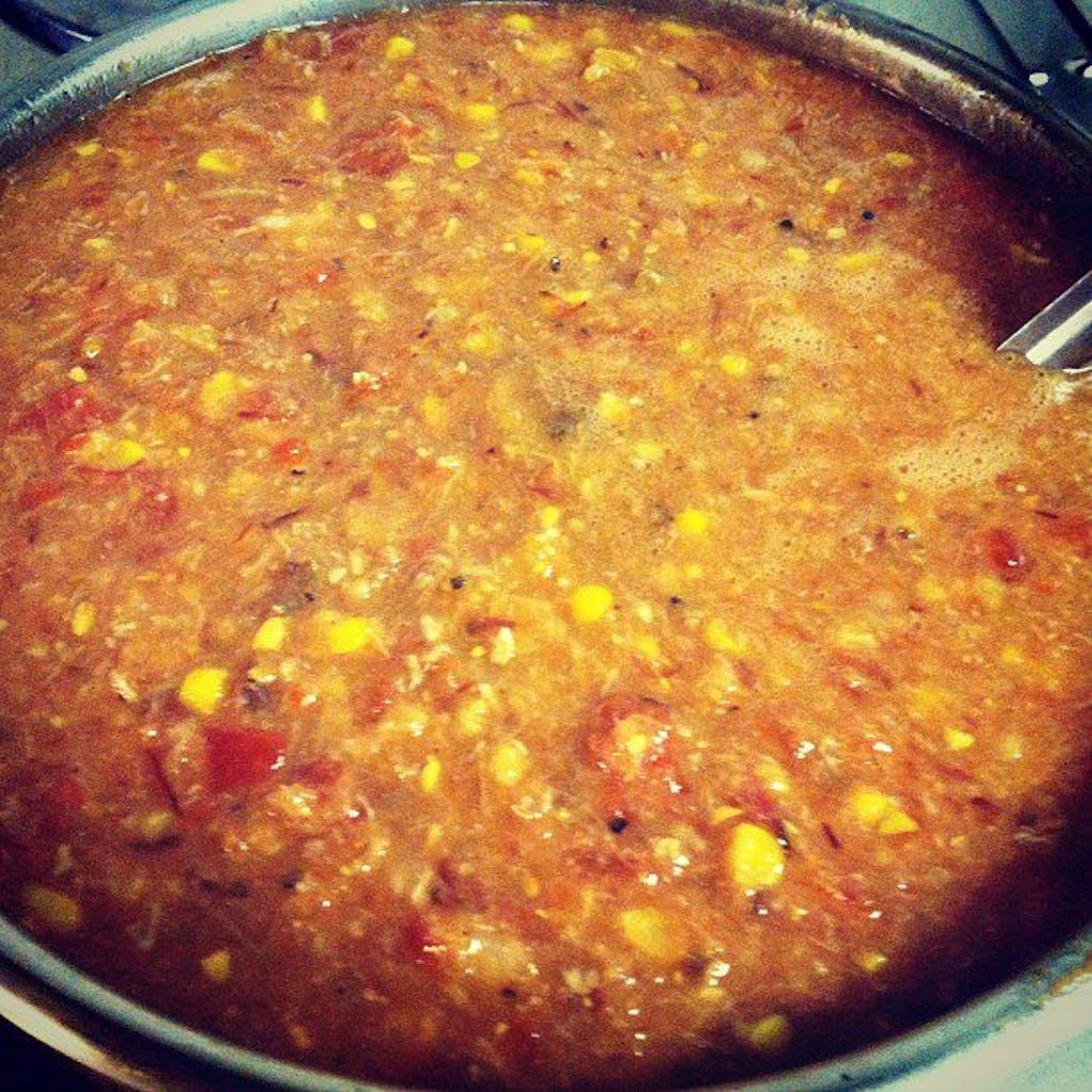 Kathleen Brunswick stew