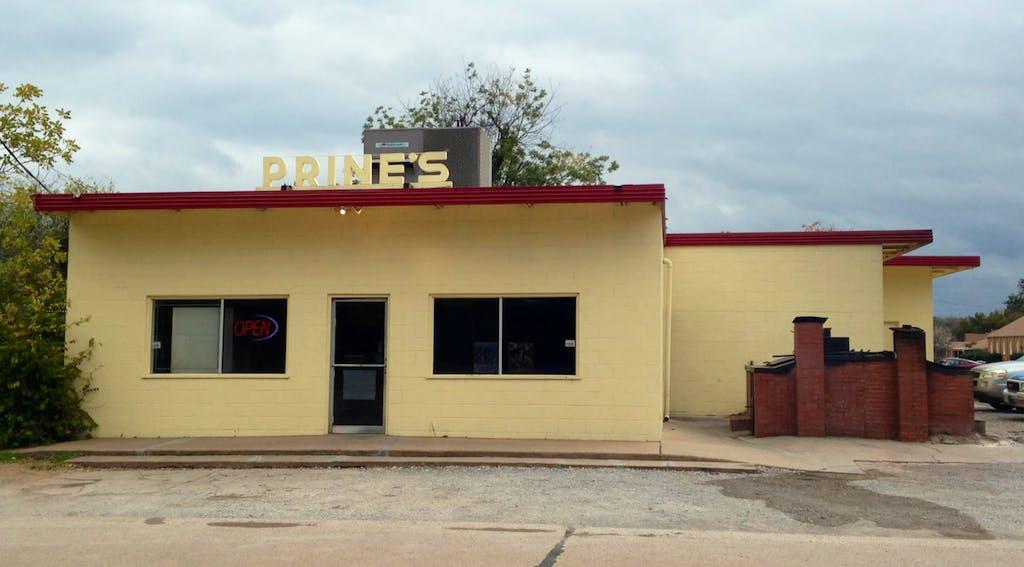 Prine's building