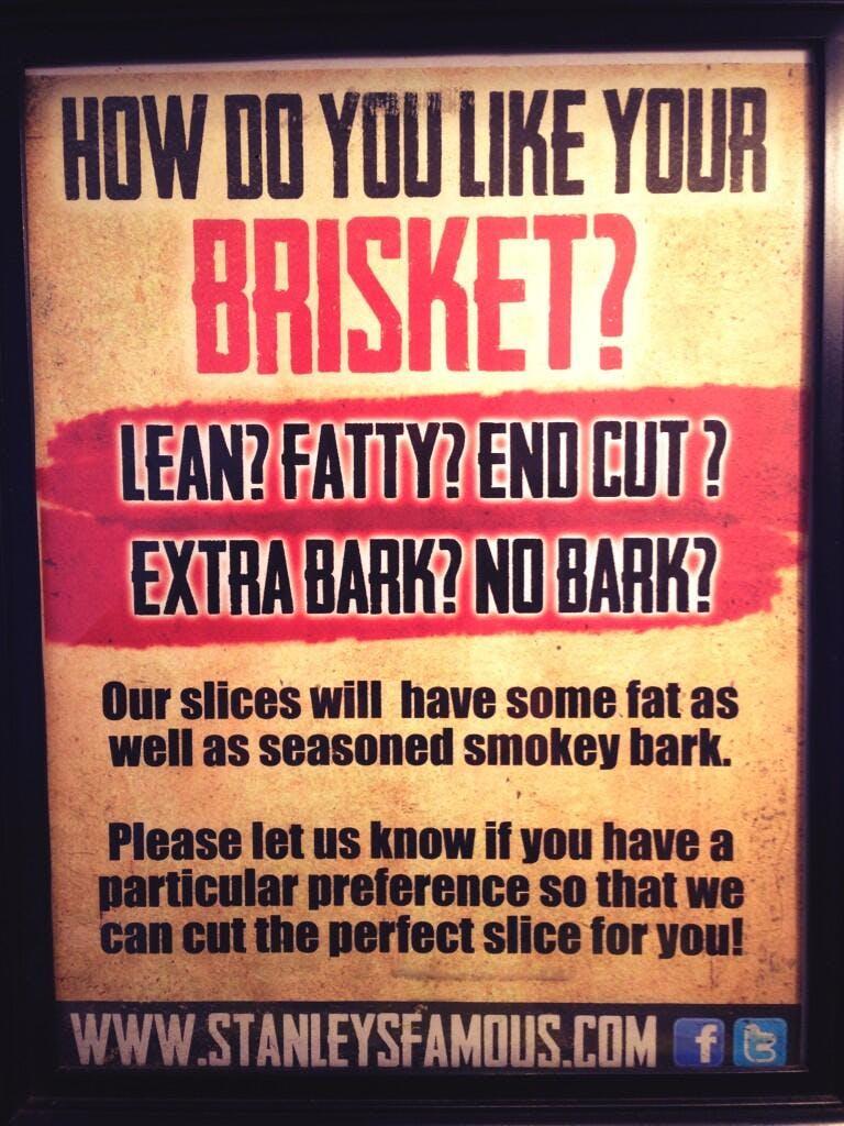 Stanleys fatty sign
