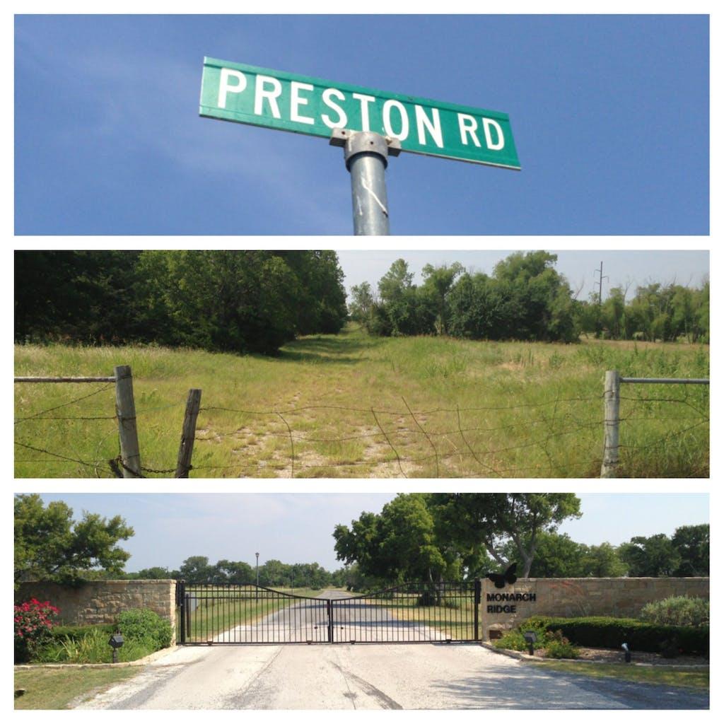Trails Preston