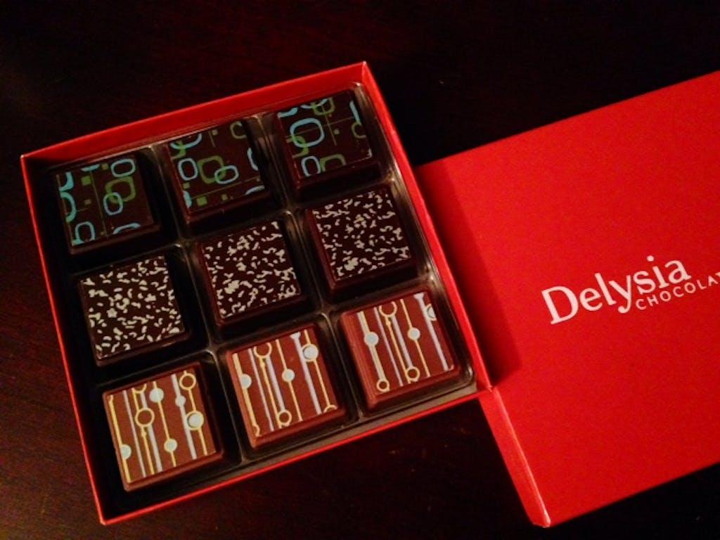 Delysia 2