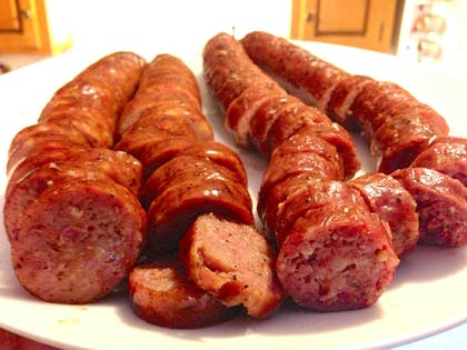 Czech Sausage Novosads