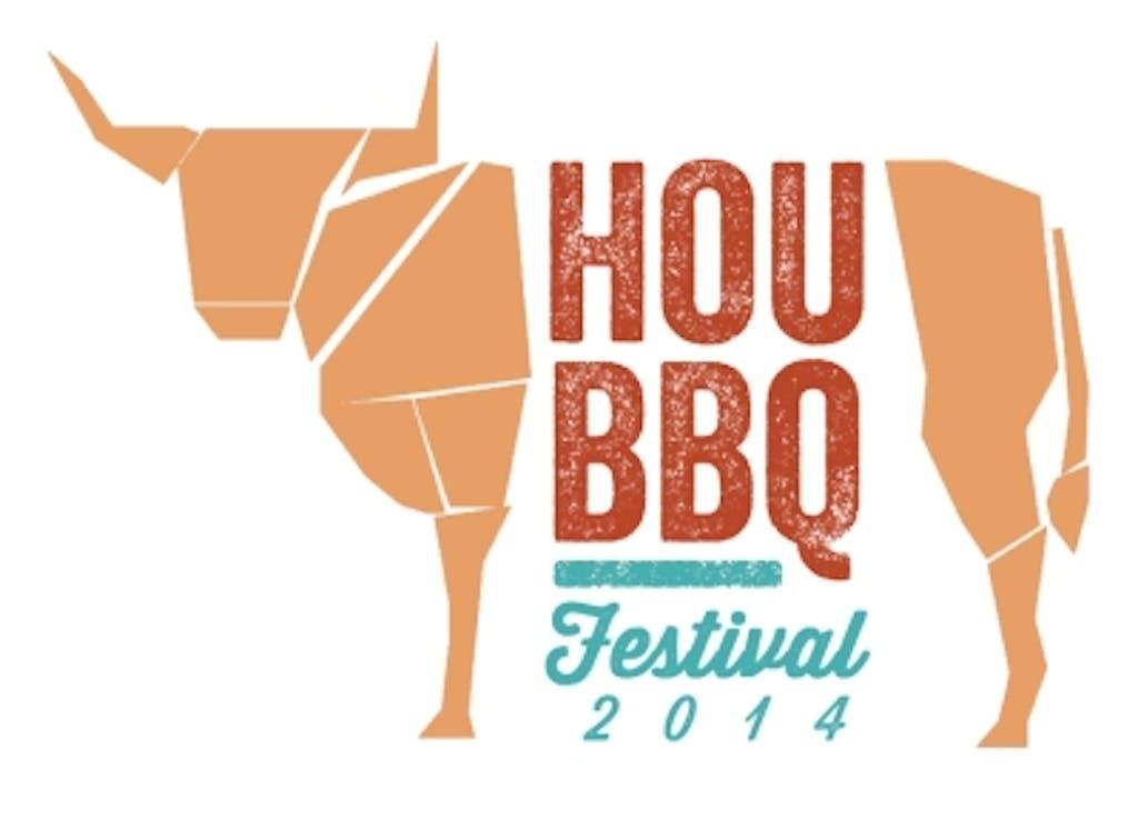 HOU BBQ logo