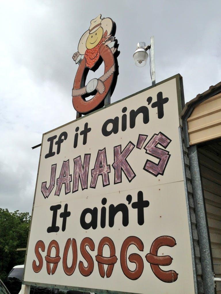 Janaks Sausage