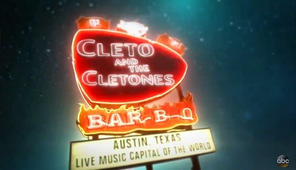 Cletones Sign