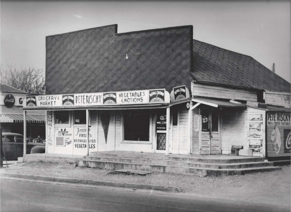 Riscky's OLD STORE