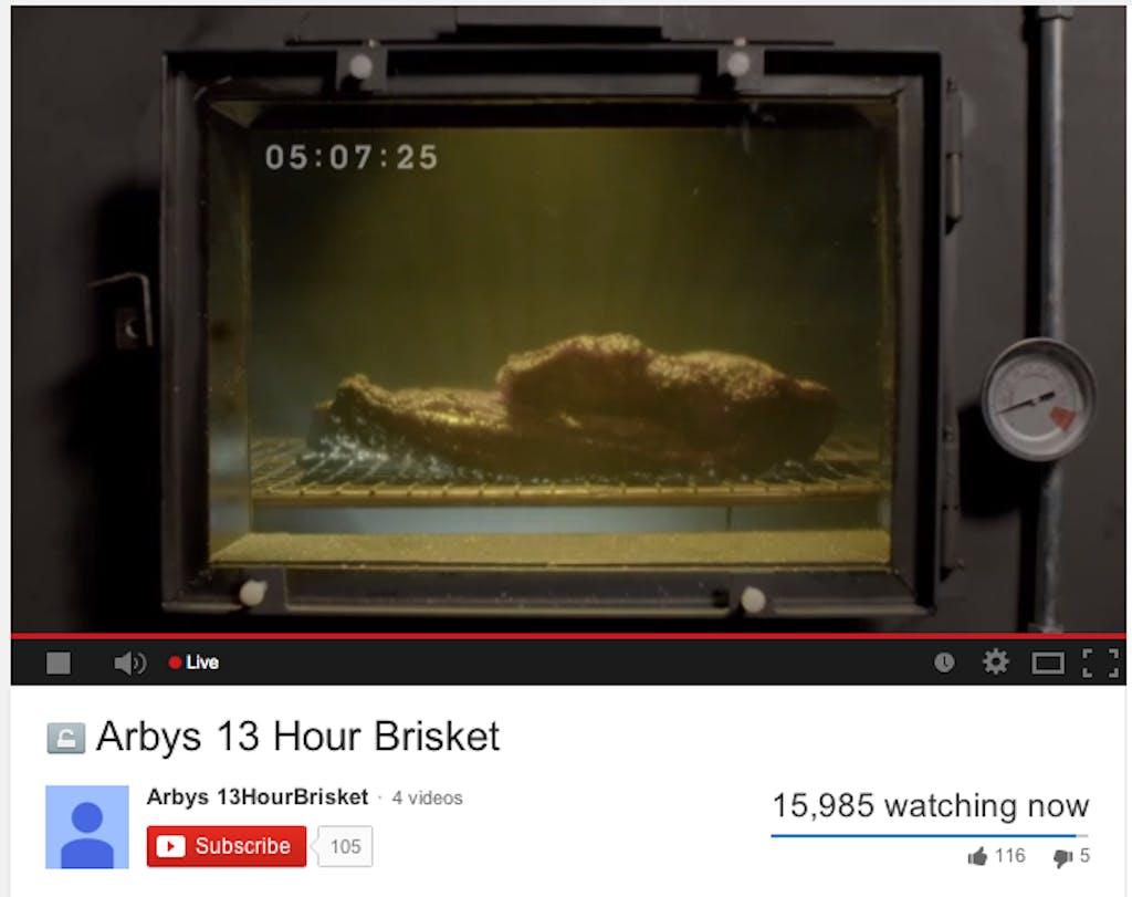 Arbys Youtube