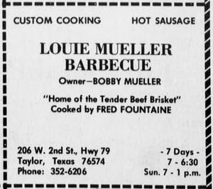 LMBBQ AD Fred Fountaine