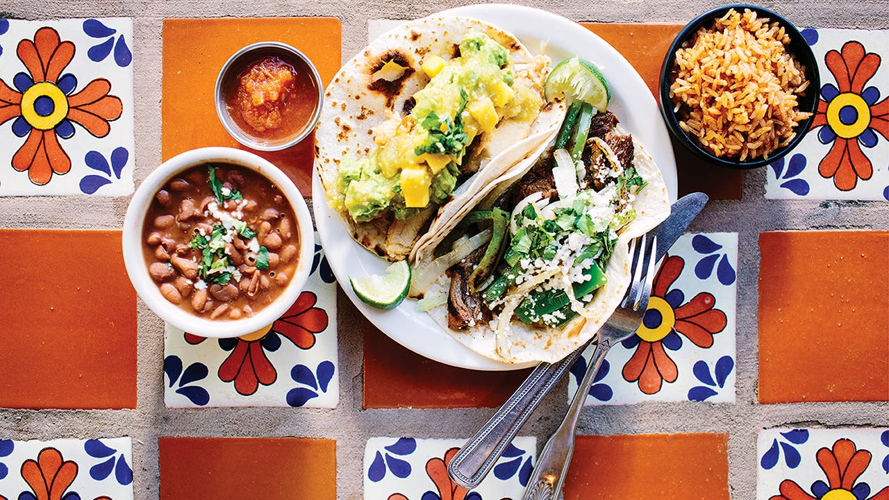 Tex-Mex favorites await at Viejo's Tacos y Tequila.