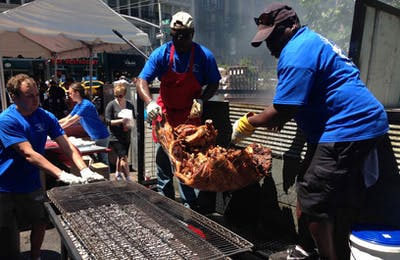 Big Apple Whole Hog45