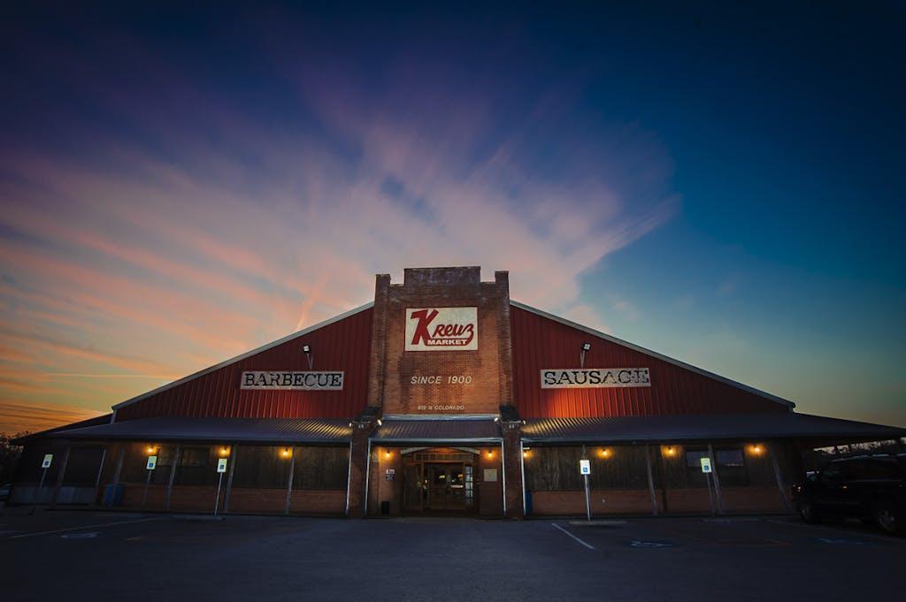 Kreuz Market - Lockhart, Texas