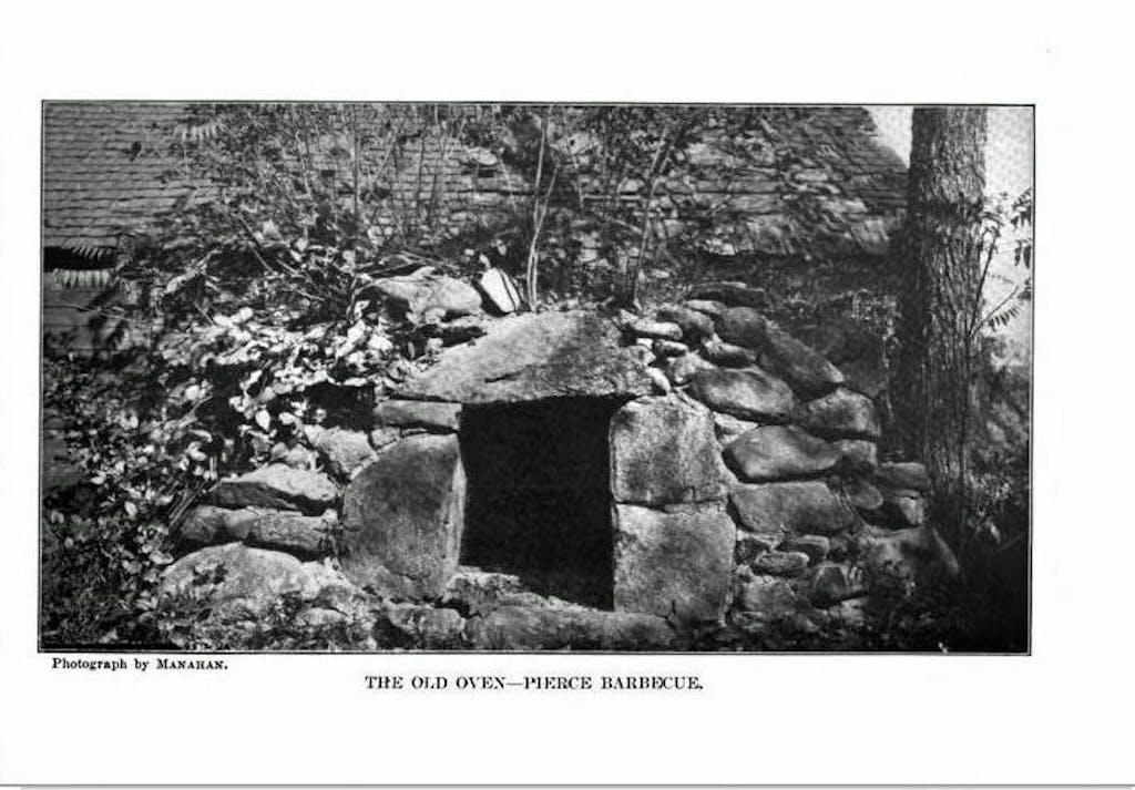 Franklin Pierce BBQ Pit