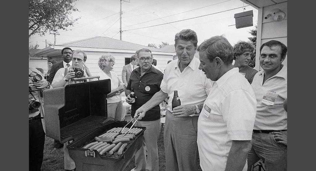 Reagan BBQ