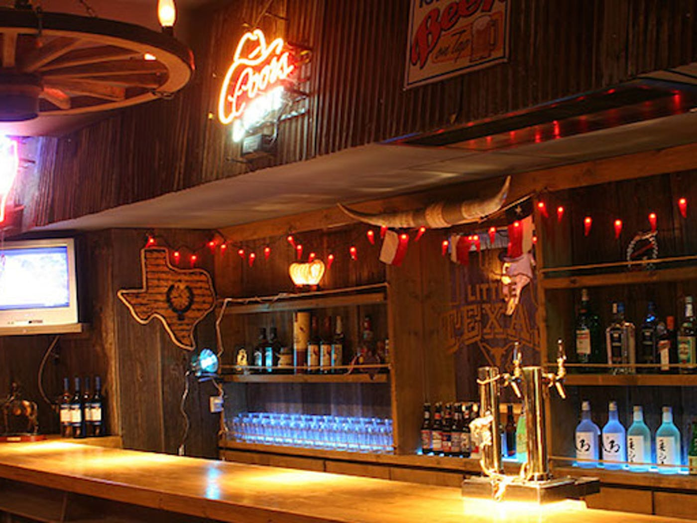Take A Look At A Country Music Bar In Tokyo Called Little Texas Texas Monthly