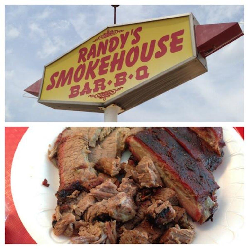 30 Randy's BBQ